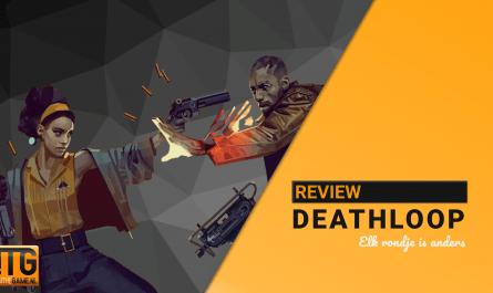 Deathloop reviewheader