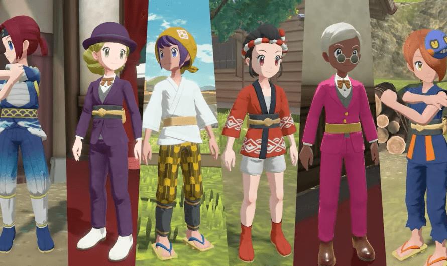 Nieuwe gameplay beelden voor aanstaande Pokémon games