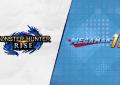 Monster Hunter Rise Mega Man 11