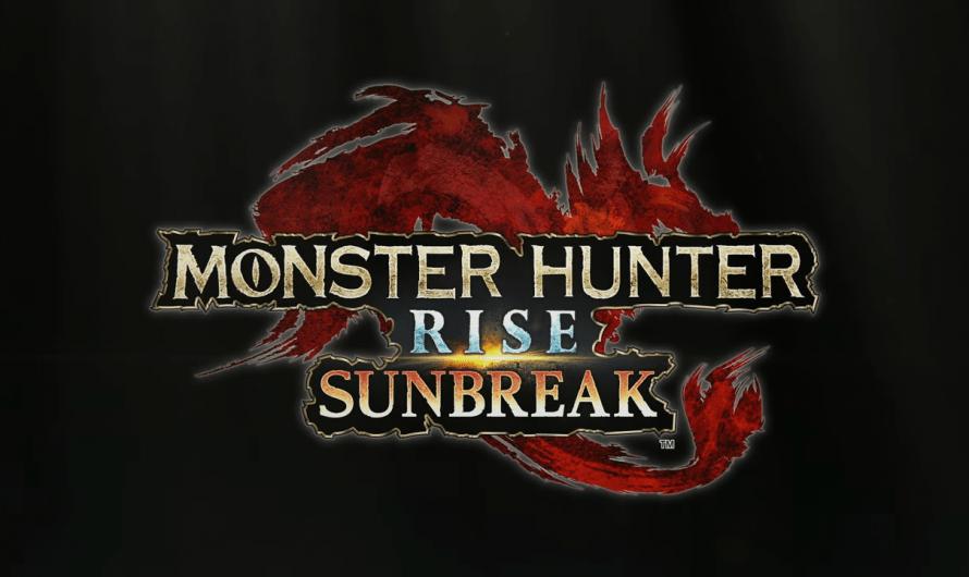 Monster Hunter Rise Sunbreak aangekondigd voor zomer 2022