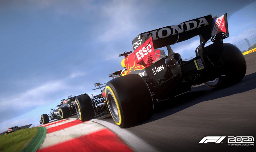 Gratis proefversie F1 2021 en nieuw circuit toegevoegd