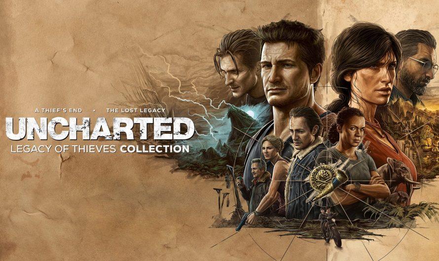 Uncharted komt naar Playstation 5 en PC