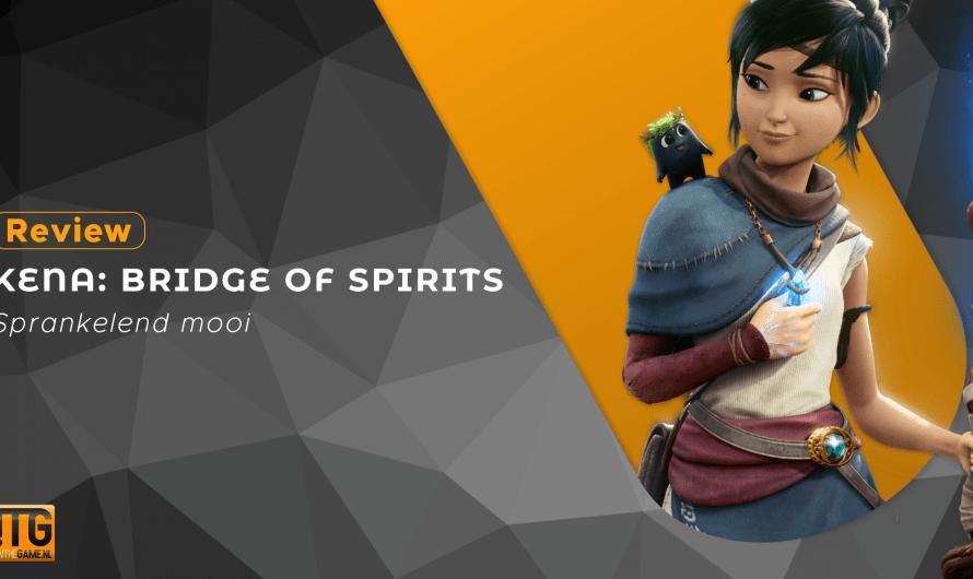 Review: Kena: Bridge of Spirits