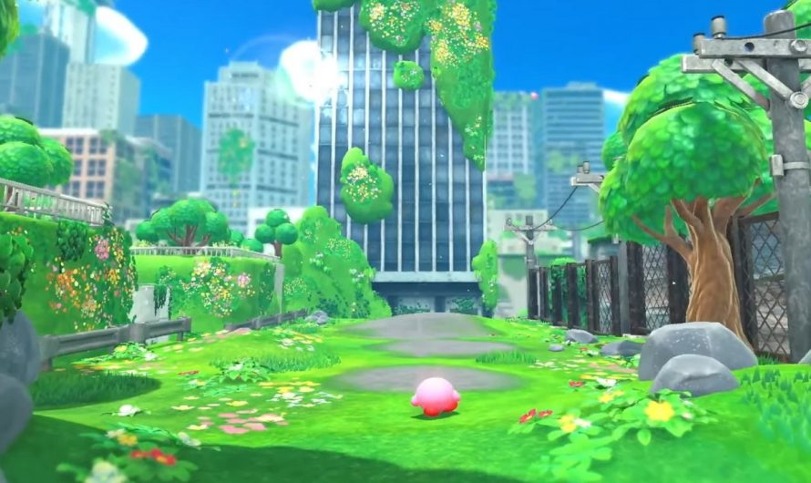 Kirby and the forgoten land; Release lente 2022