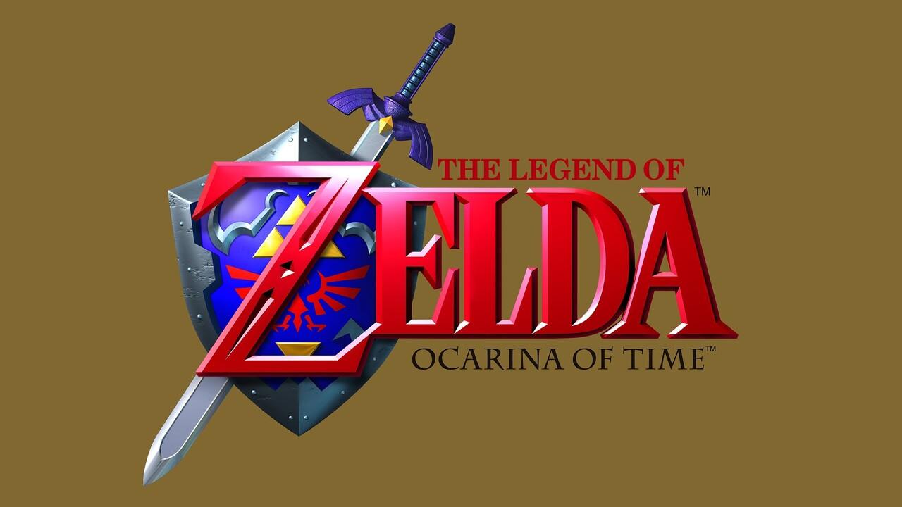 Nintendo 64 Ocarina of Time