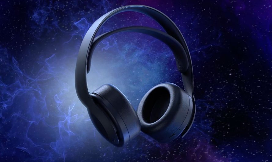 De Pulse 3D headset binnenkort in Midnight Black