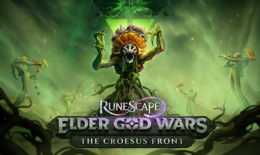 RuneScape voegt eerste Skilling Boss toe: The Croesus Front
