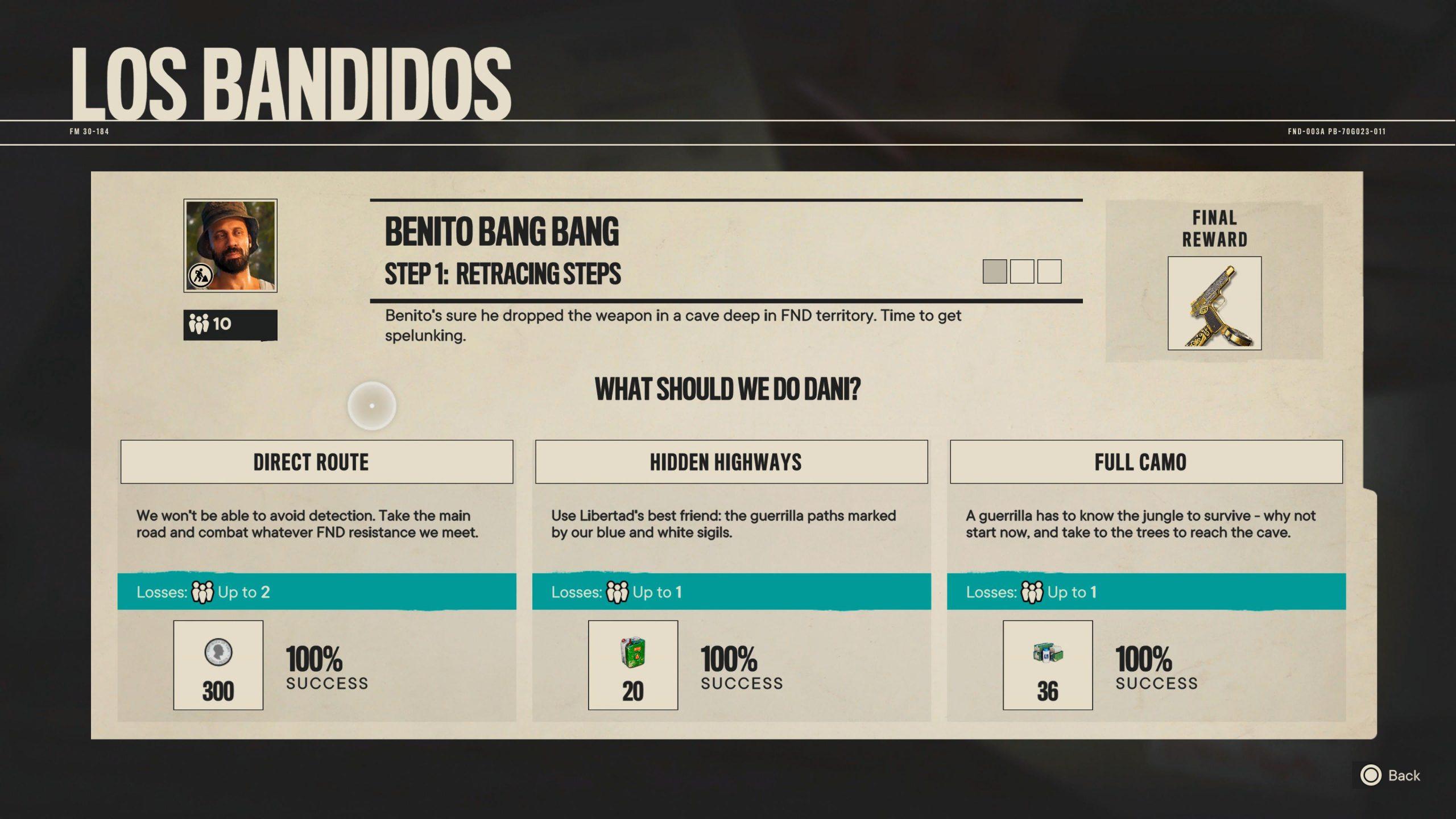 far cry 6 bandidos