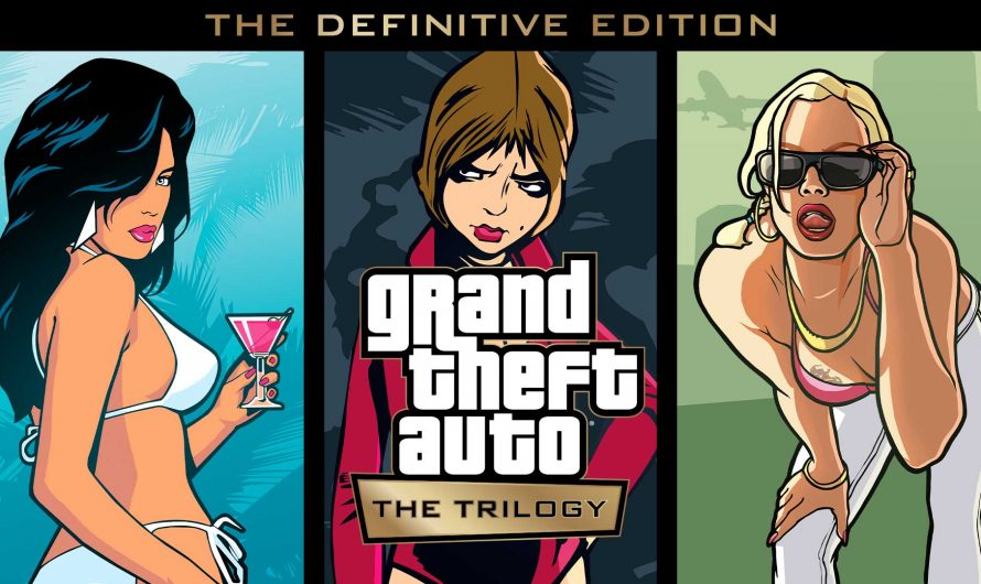 Grand Theft Auto: The Trilogy Remastered verschijnt 11 november