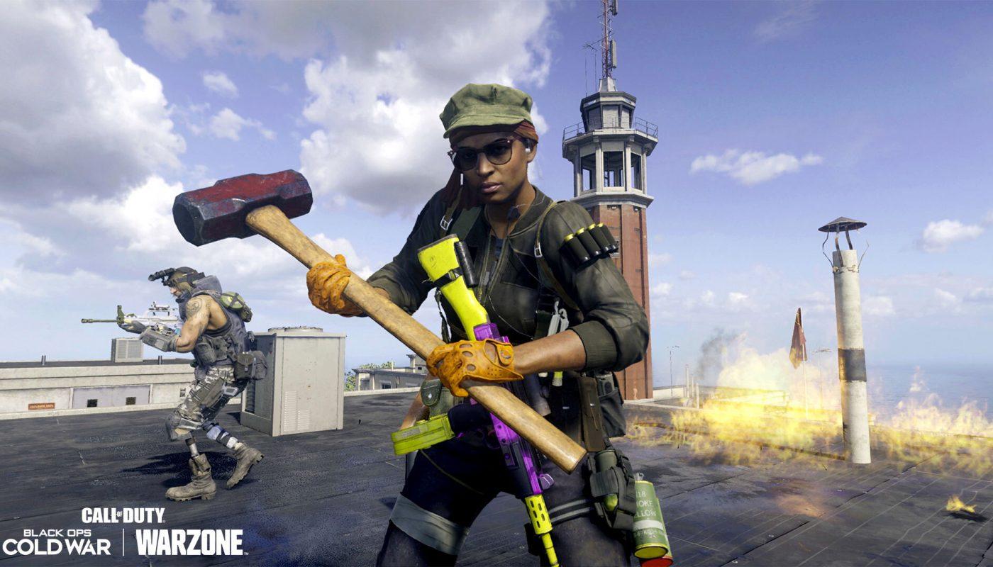 Call of Duty Ricochet Activision