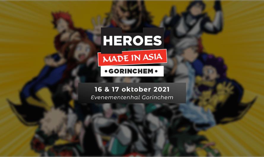 Heroes made in Asia, een echte aanrader!