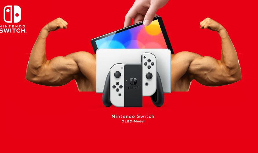 Duik jij dit weekend in Dread met de Switch Oled?