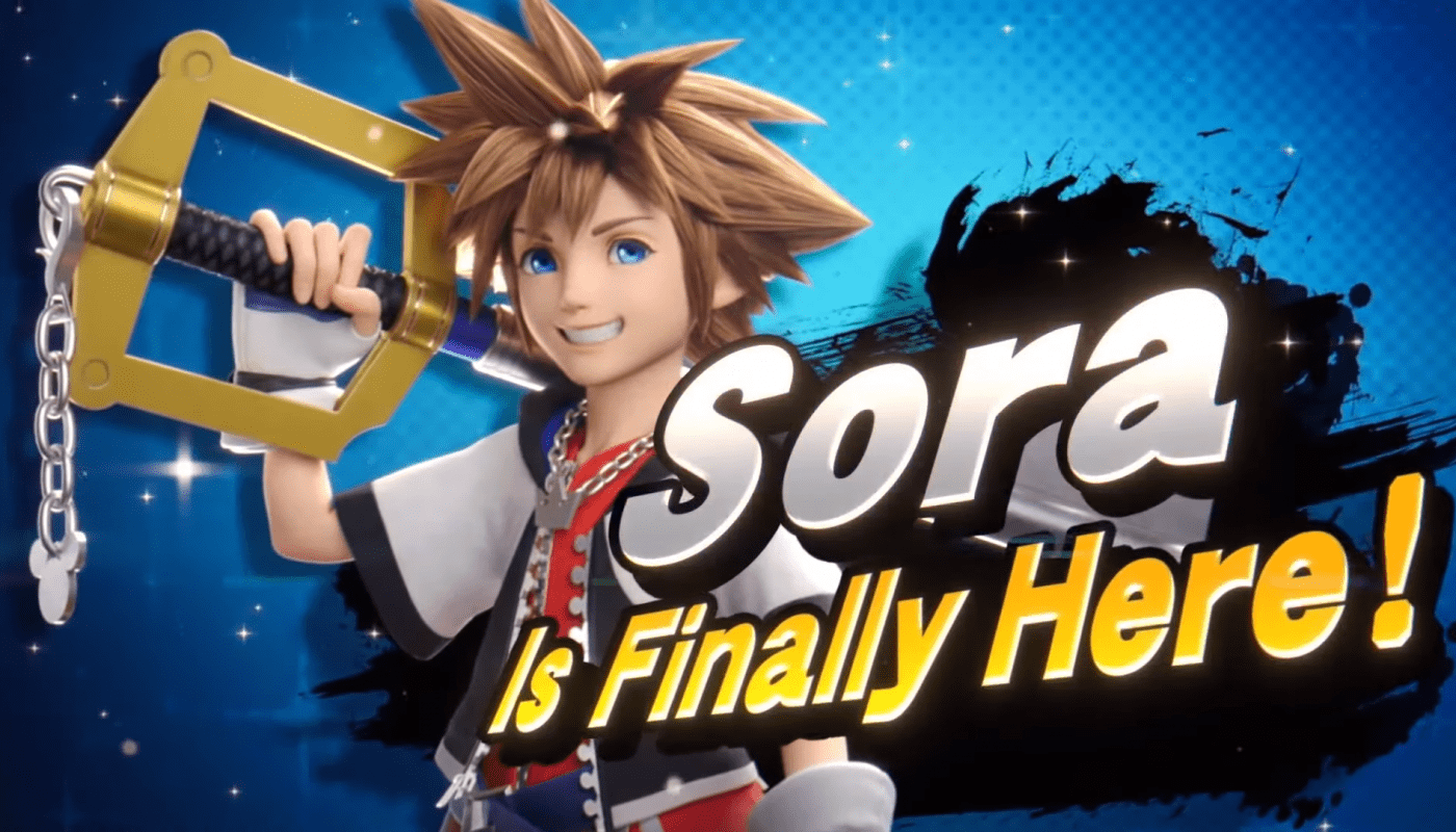 Sora Super Smash Bros. Ultimate