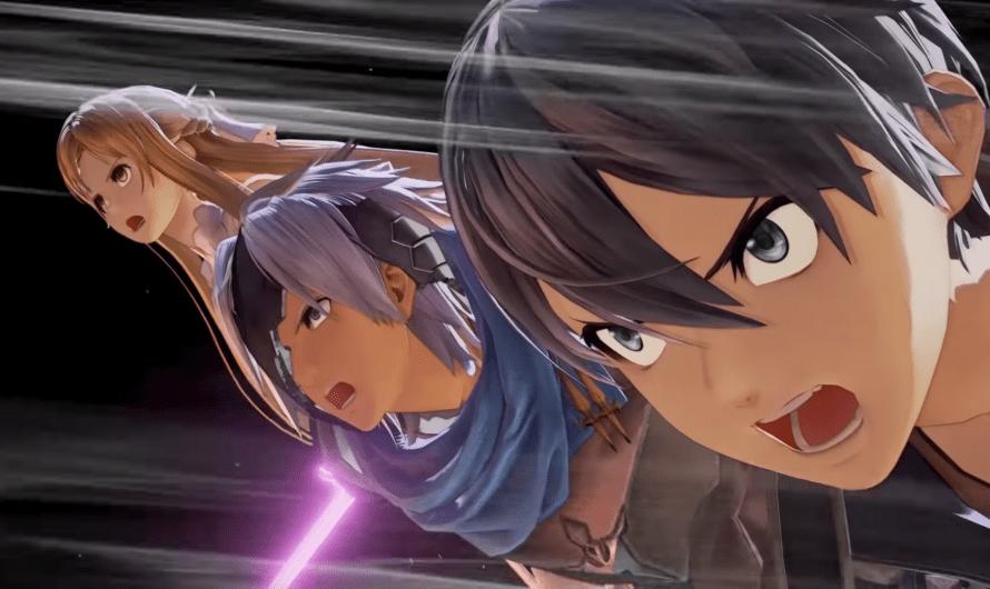 Tales of Arise krijgt Sword Art Online DLC