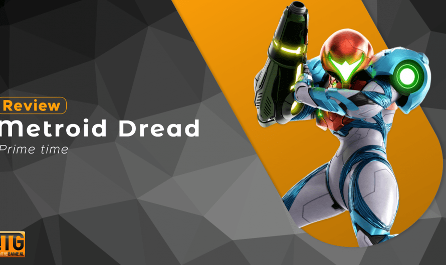 Review: Metroid Dread – Prime Time